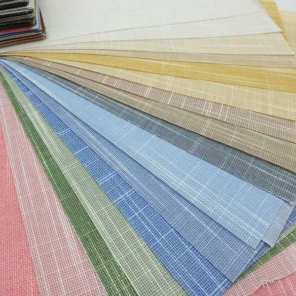 Paneles Japoneses Shantung