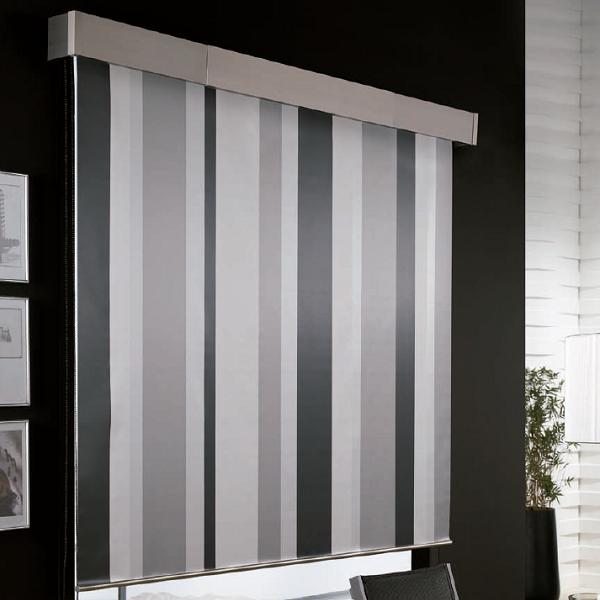 Galerias para Cortinas de Aluminio Laminado